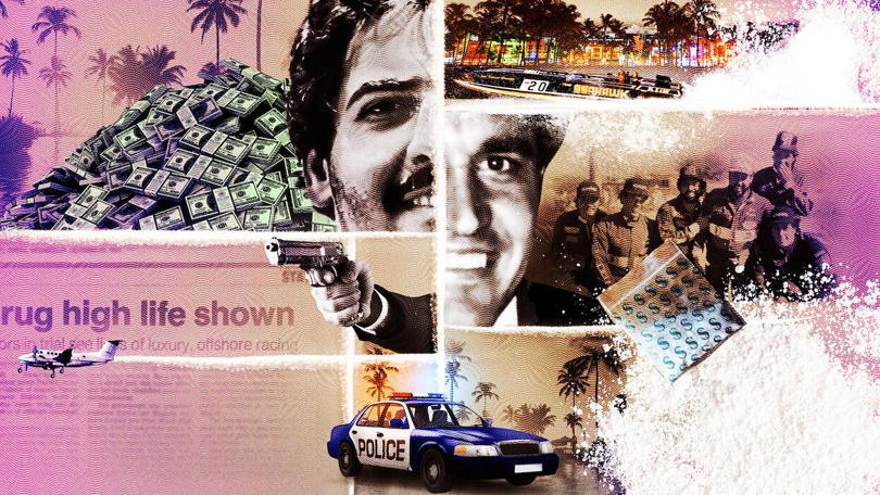 Cocaine Cowboys The Kings of Miami Netflix