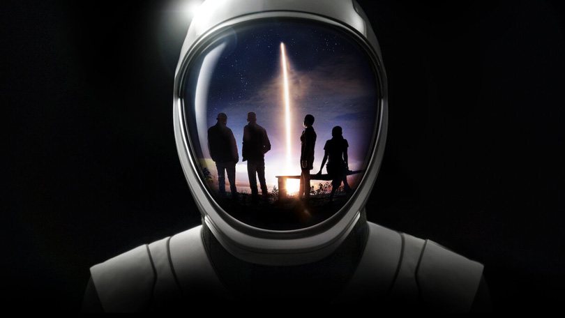 Countdown Inspiration4 Mission to Space Netflix