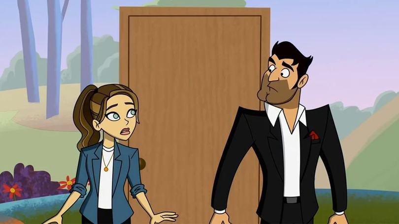 Lucifer animatie aflevering Netflix seizoen 6