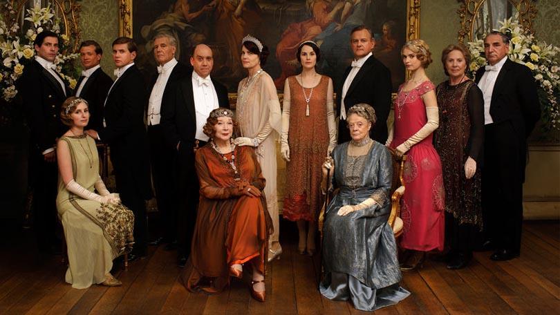Downton Abbey Netflix serie