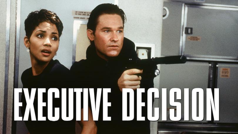 Executive Decision Netflix