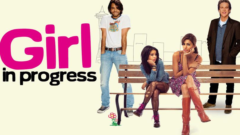 Girl in Progress Netflix