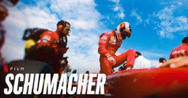 Schumacher Netflix film