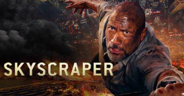 Skyscraper Netflix film