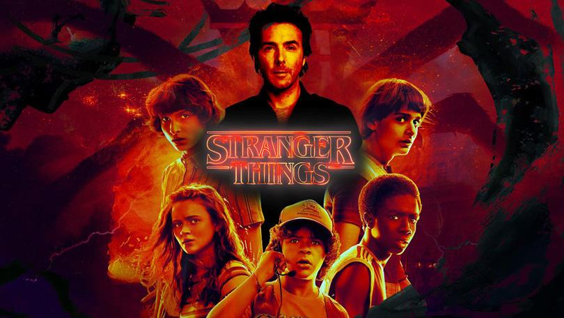 Stranger Things seizoen 4 Netflix