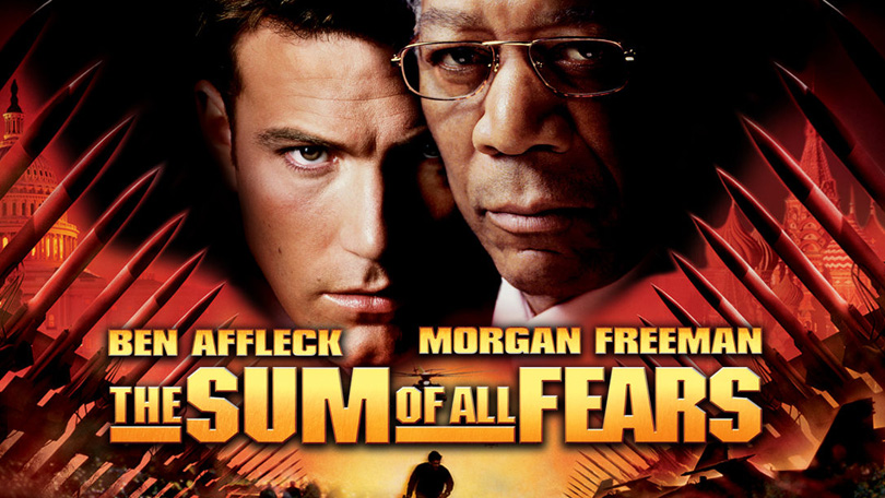 The Sum of All Fears Netflix