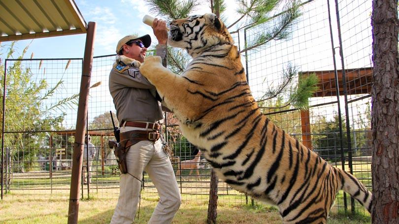 Tiger King serie Netflix