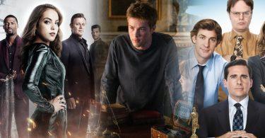 Dynasty The Office Locke & Key