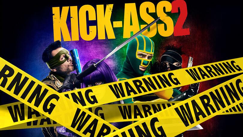 Kick-Ass 2 Verwijderalarm