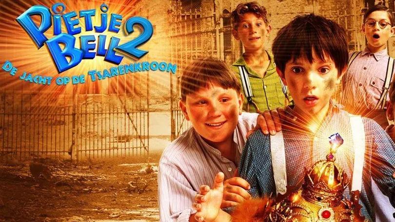 Pietje Bell 2 Netflix